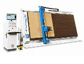 Vertical CNC Router